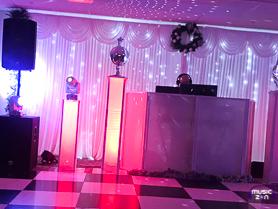 VIP DJ Setup