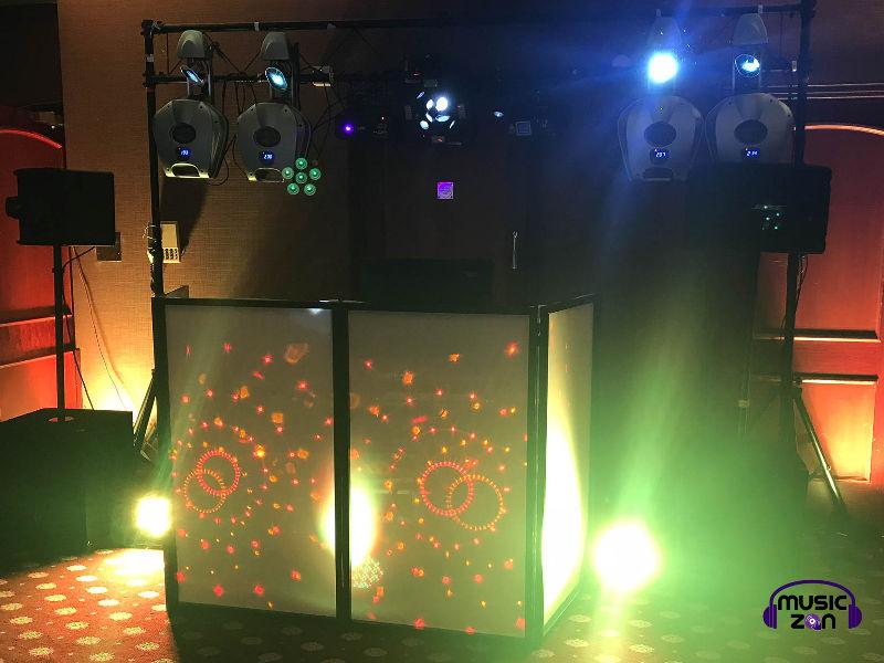 Classic DJ Booth